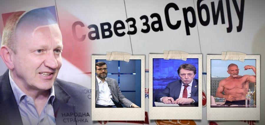 """Đilas demantovao gašenje SZS, najavio formiranje """"Srpske opozicije""""! Dunđer, Nogo, Petar Čelik?"""