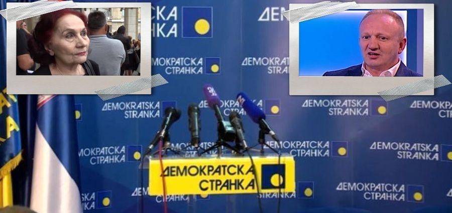 Deo DS priprema stranačke izbore: Vučić odredio Đilasa za vođu opozicije, a demokrate se utopile u SZS