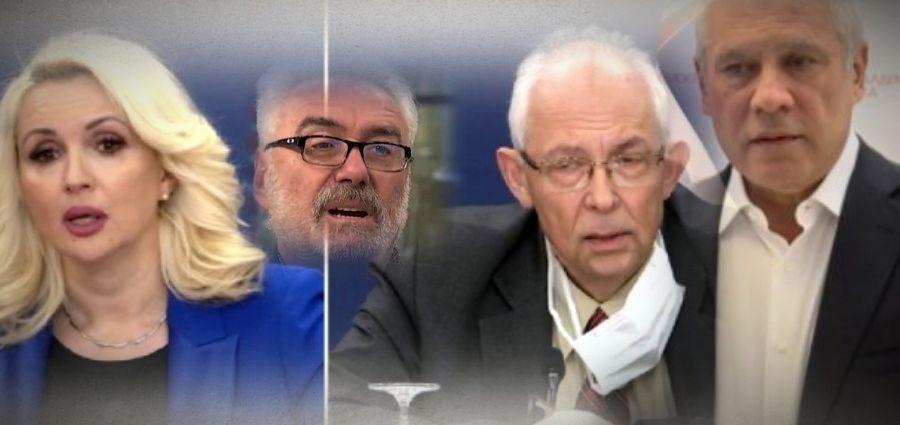 Tadić: Vreme je za tužbe protiv članova Kriznog štaba