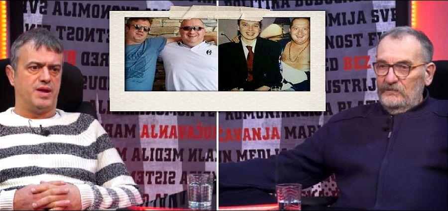 Kovačević: Kad je frka, Sergej obično plače ili beži. Osim kad je sa Panom ili Legijom.