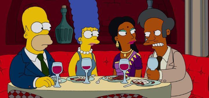 Beli glumci u Simpsonovima više neće davati glasove likovima druge boje kože