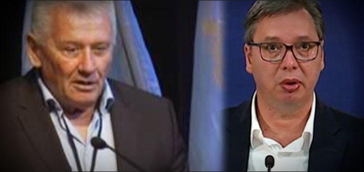 Ilić: Vučiću Aleksandre, ti si govno najobičnije! Uništio si sve što miriše na Srbiju, na Moravu, na Šumadiju