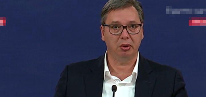 Hrvatski mediji o protestima: Ruska poruka Vučiću?