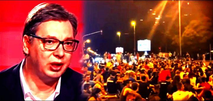 Vučić se uplašio studenata: Ostaju u domovima, ali uz posebne mere