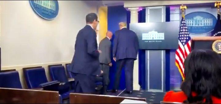 Pucnjava kod Bele kuće, Tramp evakuisan (VIDEO)
