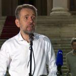 Radulović: Falsifikovani poslanici su se kao lopovi uvlačili u Dom Narodne skupštine. Cilj Skupštine potpisivanje sporazuma sa prištinskom kvazi državom