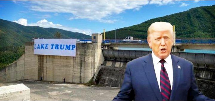 Grenel: Srbija i Kosovo saglasni da Jezero Gazivode postane Jezero Tramp