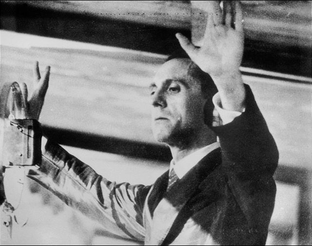 "Gebels je naručio snimanje filma ""Jevrejin Zis"","