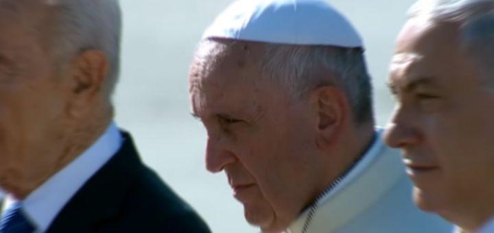 Papa odbio da primi Pompea