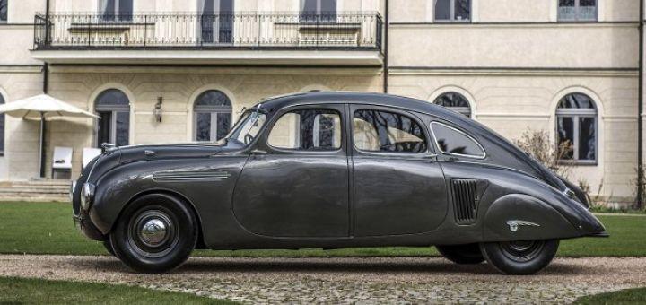 Kako je Škoda 1935. zamišljala automobil budućnost (FOTO)