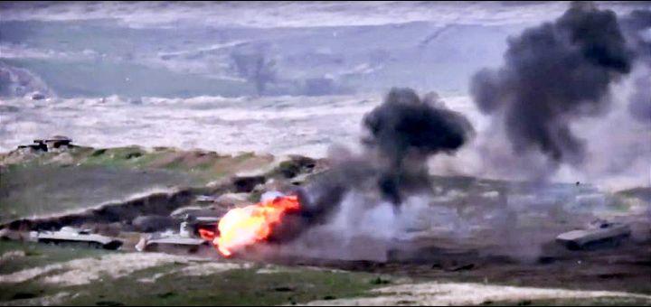 Jermenija i Azerbejdžan proglasili ratno stanje: Do sada ubijeno 16, a ranjeno više od 100 osoba