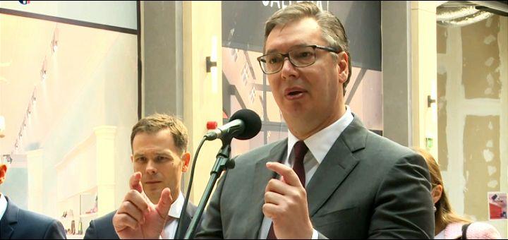 Vučić: Znaćete ime mandatara za manje od 7 dana; U mojoj porodici niko ništa nije kupio posle 2012.