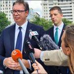 Vučić: Priznanje Kosova je bila jedna od tačaka, ali ga u drugim dokumentima više nema