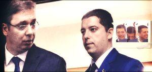 """Vučić sklanja Marka Đurića ŠTO DALJE OD SEBE, zna da mu je ON NAJVEĆA PRETNJA, ili se """"Aco Srbine"""" kandidovalo za ambasadora tapšanjem, ulizivanjem i tvitovanjem?"""
