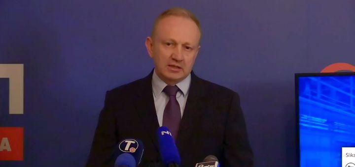Đilas: Nemam račun na Mauricijusu niti bilo gde u inostranstvu, tužio sam Vučića