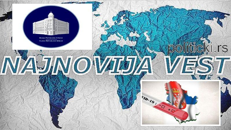 Novih sedam mera Vlade Srbije na snazi od utorka