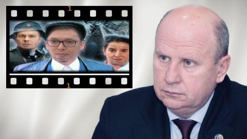 MLAĐAN ĐORĐEVIĆ: Vučić želi ĆORAVE KUTIJE, a ne SLOBODNE IZBORE
