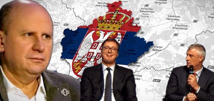 Dokazano je da Vučić pregovara sa ratnim zločincima, dok Srpska lista podržava vladu koljača i ubica
