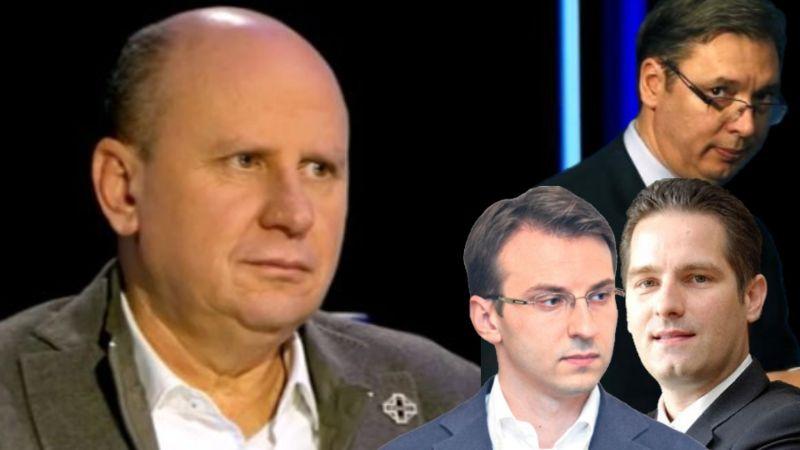 Đorđević: Vučić da se ne skriva iza svojih pijuna koji su ga i sami nazivali IZDAJNIKOM