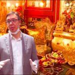Vučić je vrlo dosledan u kreiranju SVOG zlatnog doba, jer ako živimo u njemu to mora i da košta: BOLNICU U BATAJNICI PLAĆAMO 2.000 EVRA PO KVADRATU