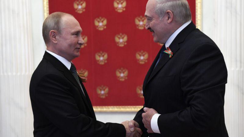 Lukašenko za potpunu integraciju sa bratskom Rusijom