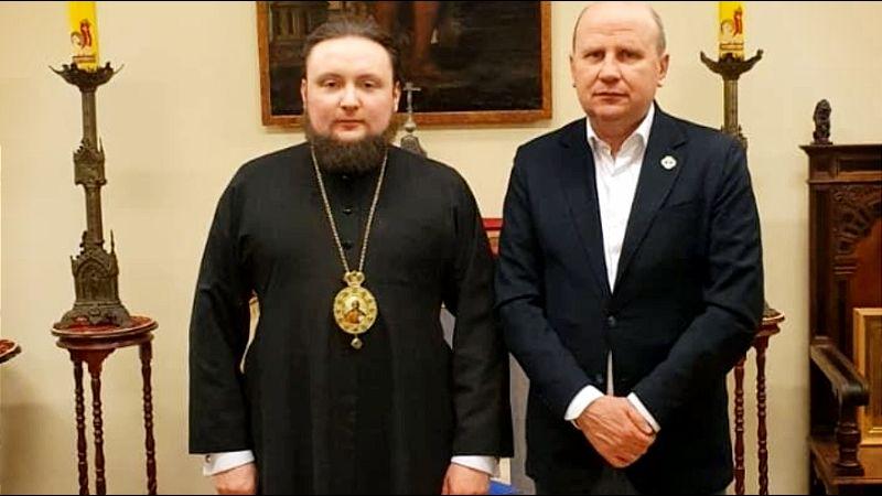 Đorđević sa episkopom Serafimom: NOVI SRPSKI PATRIJARH DA STOLUJE U PEĆI
