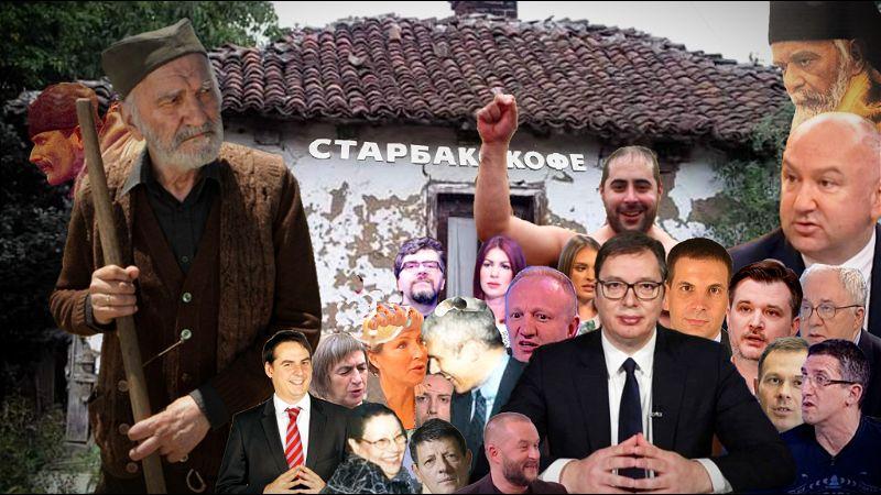 Milenković: Duševne osnove izdaje – šta se to dogodilo sa nama, Srbima