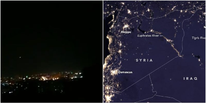 Izrael napao Siriju – odjekuju bombe (VIDEO)