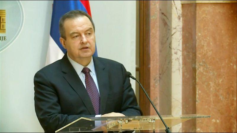 Dačić: EP odlaže međustranački dijalog, neću da ih čekam