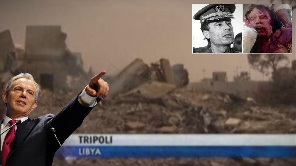 Decenija od početka NATO agresije na Libiju (VIDEO)