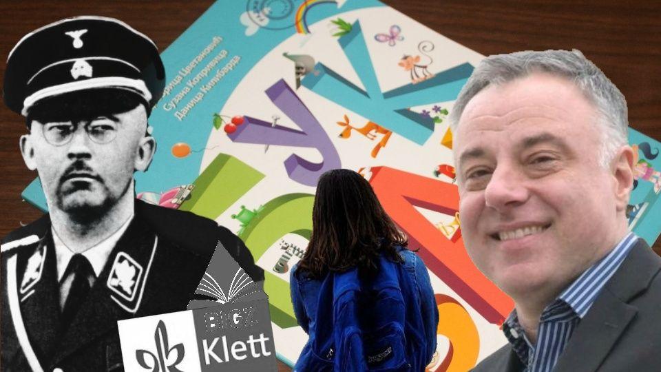 Udžbenički Gestapo nemačkog Klett-a i hrvatskog BIGZ-a: Direktor preti roditeljima zbog besplatnih udžbenika!