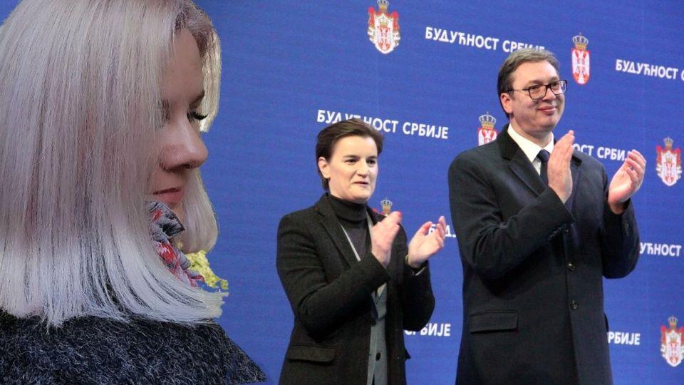 Da mi je Srbija makar maćeha, bila bi možda milostivija