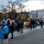 Protest frilensera ispred Skupštine trajaće do 10. aprila, Pogačar traži da se obrati poslanicima