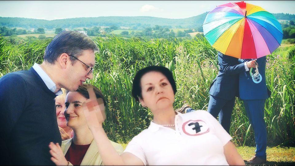 Milorad Antonić: ZLO UBUĐALE POLITIČKE KUHINJE – ZLO PROTIV KOGA NEMA VAKCINE