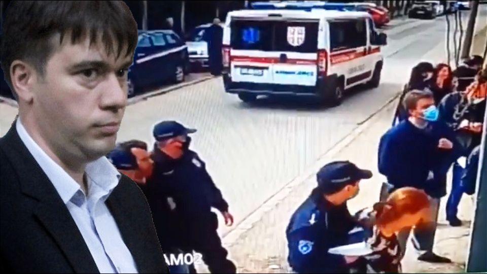 Vučićevi izvršitelji i policija ne staju: Još jednu porodicu izbacuju na ulicu! Miljan Trajković neumoran, otima za kriminalca koji se nalazi u zatvoru