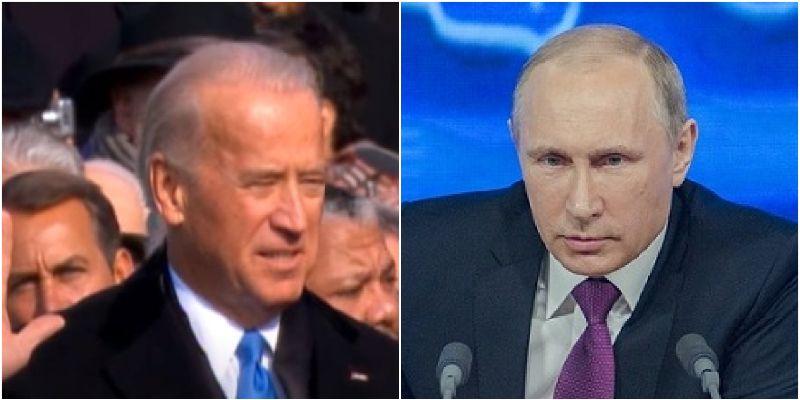 Bajden poručio Putinu da preduzme mere protiv sajber kriminalaca