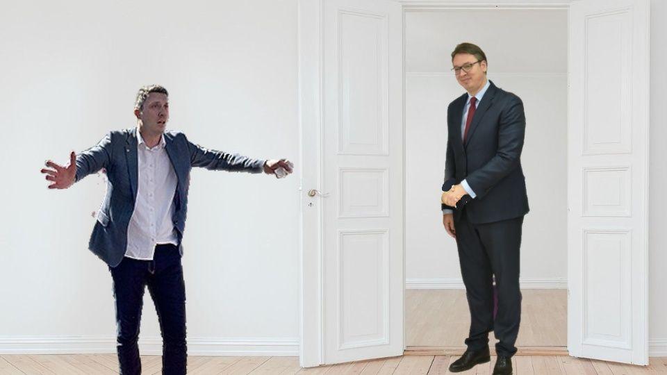 Boško Obradović i Dveri na dverima političke propasti