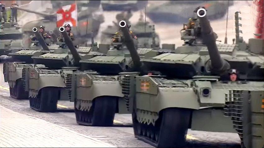 Američki mediji: Rusija svetska tenkovska sila