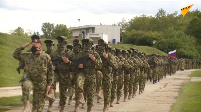 Ruski specijalci stigli u Srbiju – počele antiterorističke vojne vežbe