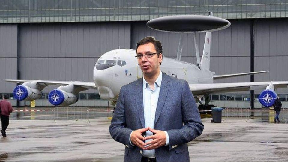 Vučić odlazi u sedište NATO