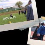 Posle udaranja banane učeniku osnovne škole, Vučić izveo penal dok je golman stajao mirno (VIDEO)