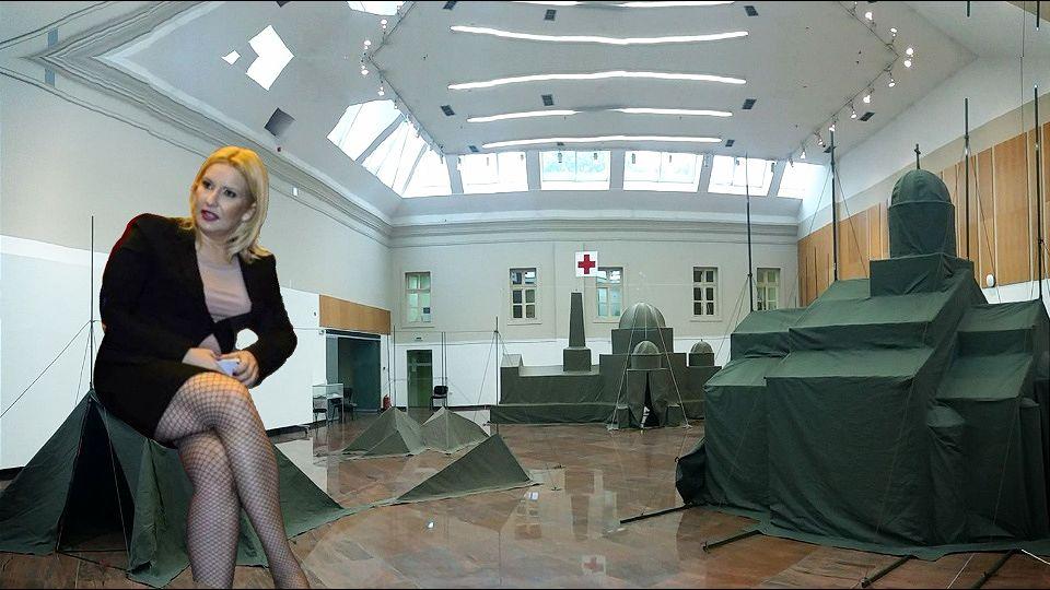 BAHATO: Zbog gospođe ministarke prekinuta izložba