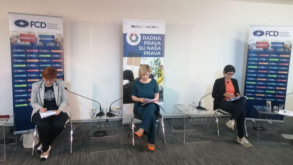 Jelena Stojanović: Neplaćeni kućni rad biće vrednovan po Zakonu o rodnoj ravnopravnosti