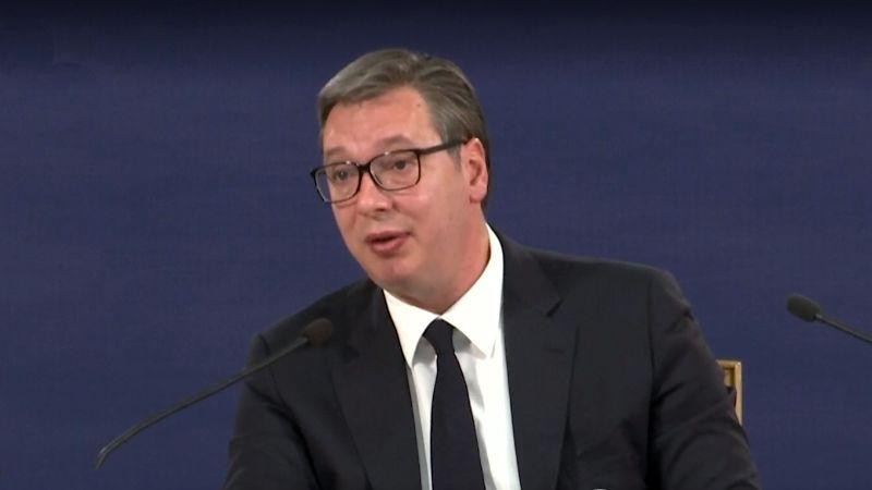 Vučić: Spreman sam i sa opozicijom da razgovaram o Kosovu