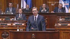 Vučić: Ne terajte Srbiju da uradi ono što ne može, pomozite joj da uradi ono što može
