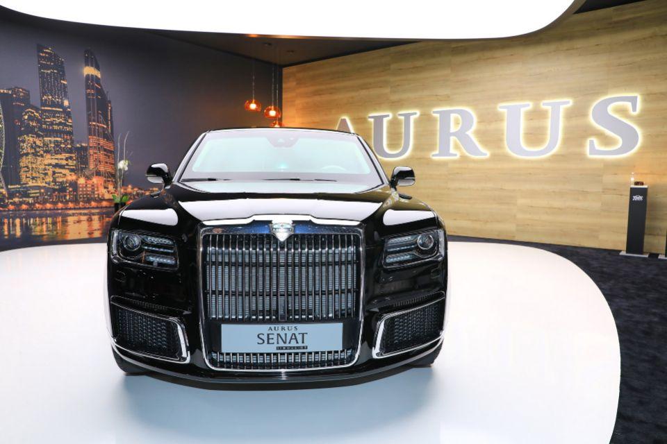 Putinova nova limuzina od 245.000 dolara
