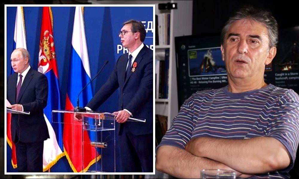 Putin nas je pitao: Zašto nikad niste tražili povratak 1.000 vojnika na KiM?