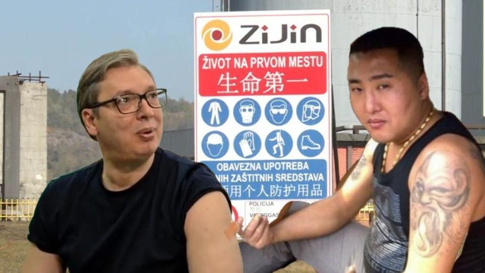 Sindikati u Ziđinu zovu Vučića da pomogne: Prihodi povećani za 35% a smanjuju radnicima iznose za topli obrok, regres, solidarnu pomoć, smenski rad, broj dana godišnjeg odmora…