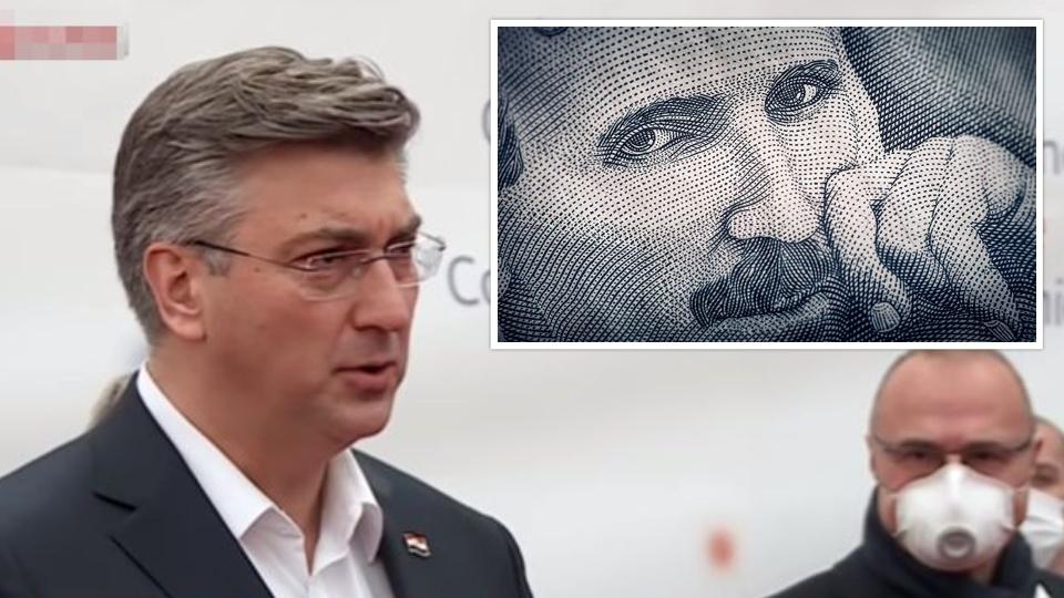 Plenković otkrio: TESLA na hrvatskom evru