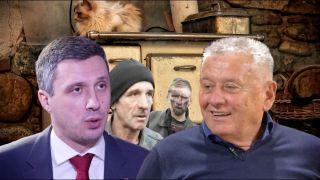 Boško je ispričana priča, Boško Obradović je Velja Ilić